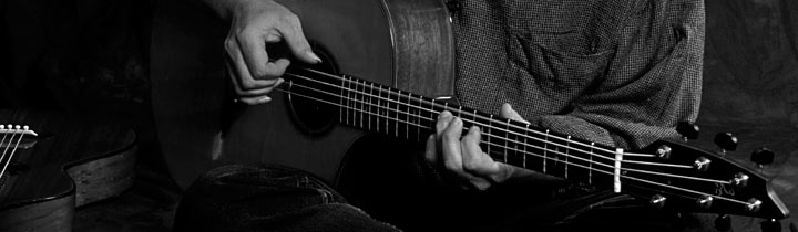 Acoustic Guitar: Solo