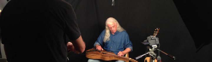 "Peg Head Nation Studio  Ed Gerhard ""Killing the Blues"""