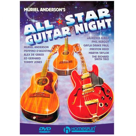 ALL STAR GUITAR NIGHT DVD
