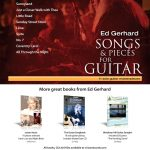 Ed Gerhard Songs Pieces for Guitar