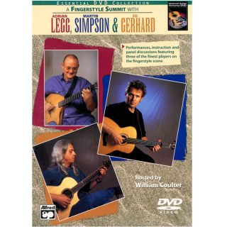 A FINGERSTYLE SUMMIT DVD