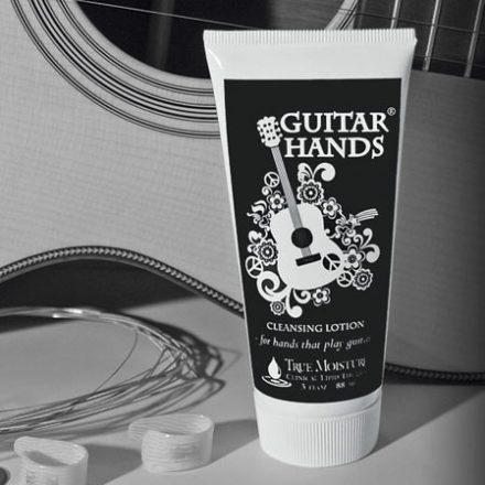Guitar Hands Lotion