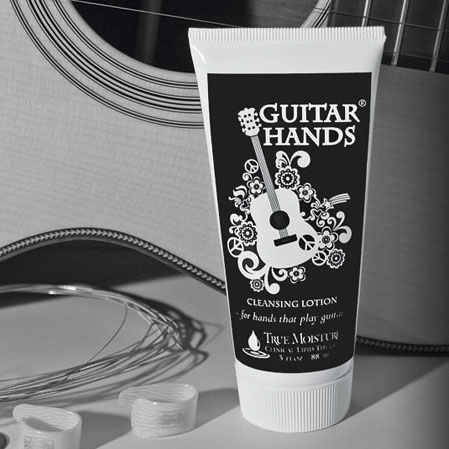 Guitar Hands Lotion