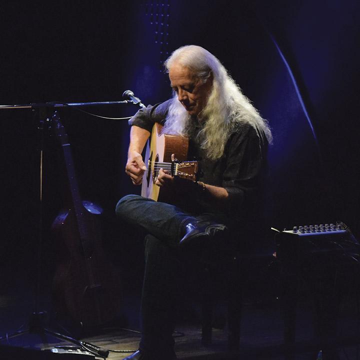 Ed Gerhard in Concert