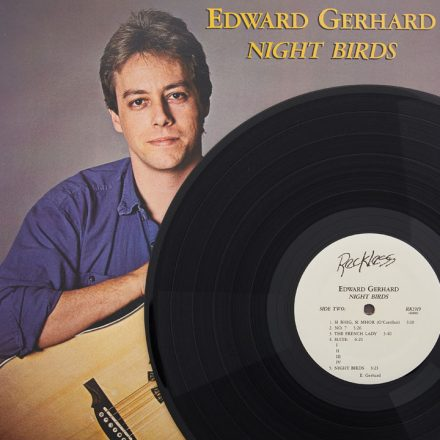 Ed Gerhard Night Birds Vinyl lp